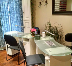 Kona Oasis -- Nail Services - Manicures